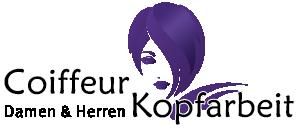 Coiffeur Kopfarbeit Regensdorf - Logo mit transparentem Hintergrund