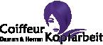 Coiffeur Kopfarbeit Logo